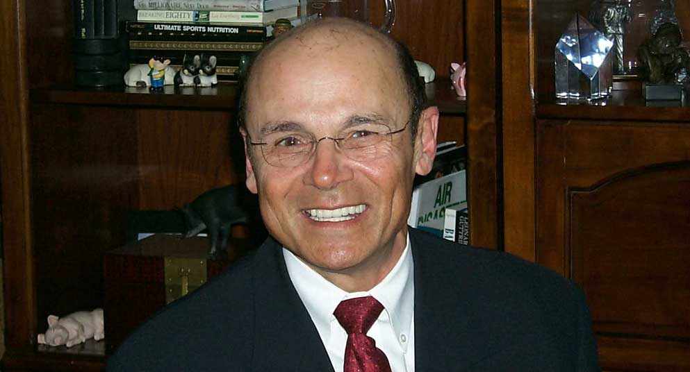 Joseph A. Caprini, creator of the Caprini Score, predicting post-surgery blood clots